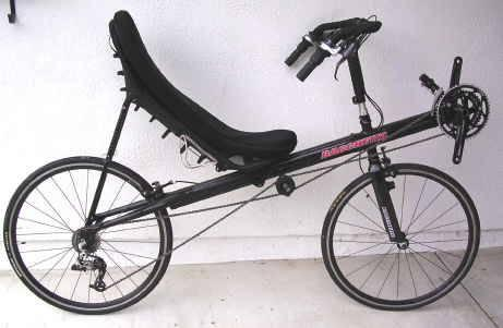 Clbot Cl Bacchetta Large Corsa Recumbent Bike Thousand Oaks