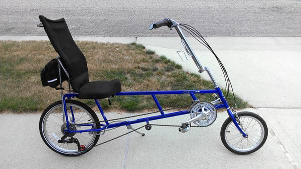 Sun Easy 1 Recumbent Bike 24 Speed Excellent Condition Very Comfortable Bike You Can Ride For Long Distances  After 1pm Thank You