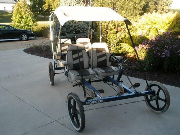Clbot Cl Rhoades Car Bike For 4 People Farmington Mn 800